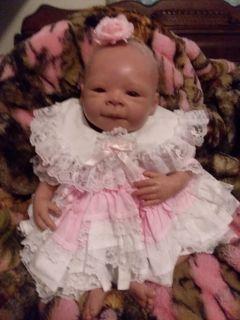 Baby Reborn girl