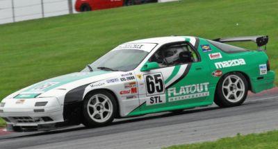 Mazda RX-7 13B STL Race Car for Sale