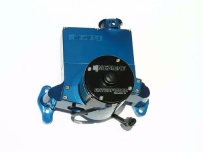 Buy MEZIERE 42GPM RESERVOIR ELECTRIC WATER PUMP HD MOTOR SB CHEVY WP201BHD Blue motorcycle in Gilbert, Arizona, United States, for US $469.79