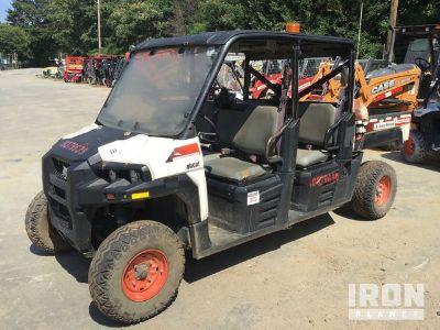 Bobcat 3400XL 4x4 Utility Vehicle