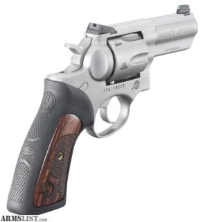 For Sale: Ruger GP 100 Wiley Clapp