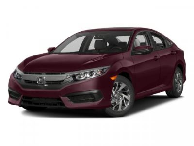 2016 Honda CIVIC SEDAN EX (Silver)