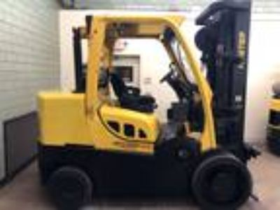 2011 LP Gas Hyster S135FT Cushion Tire 4 Wheel Sit Down Indoor Warehouse