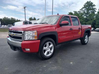 2008 Chevrolet Silverado 1500 Work Truck (Red)