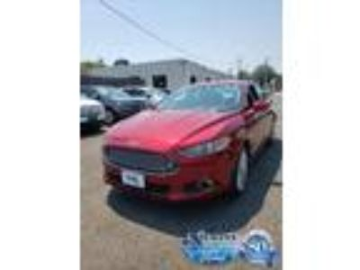 $17218.00 2016 FORD Fusion with 14696 miles!