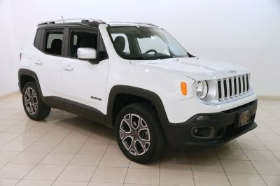 2016 Jeep Renegade Limited (Alpine White)