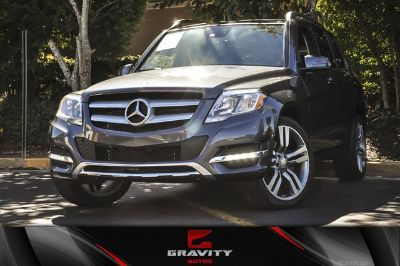 2015 Mercedes-Benz GLK-Class GLK350 (Pebble Gray)