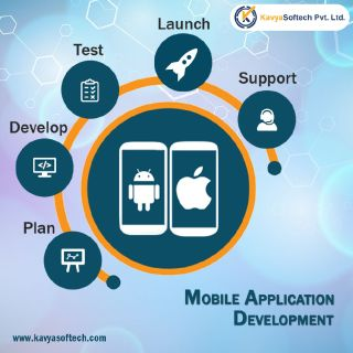 Android App Development Features | kavya Softech Services