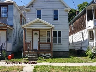 2 Bed 1.5 Bath Foreclosure Property in Utica, NY 13502 - Mulberry St