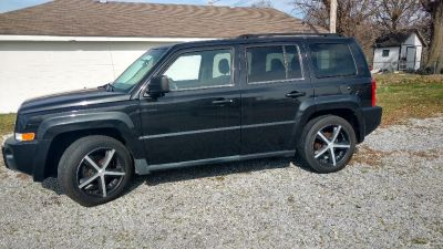 2010 Jeep Patriot Sport (Black)