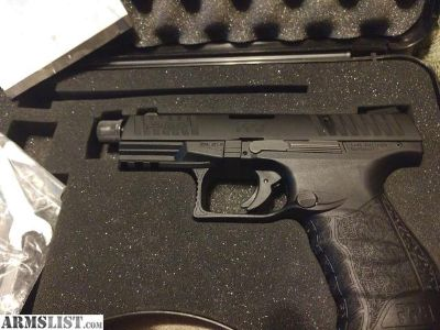 For Sale/Trade: Walther ppq tactical 22