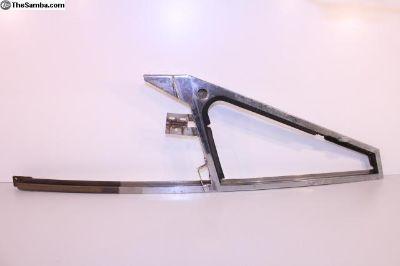 Type 34 Ghia Left Side Vent Window Frame