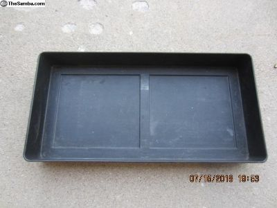 2003 MV poptop tray