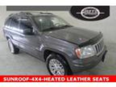 used 2004 Jeep Grand Cherokee for sale.