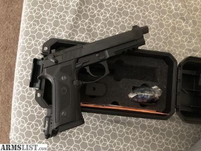 For Sale: Beretta M9A3 black