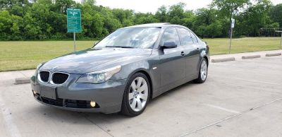 2004 BMW 5-Series 530i (Grey)