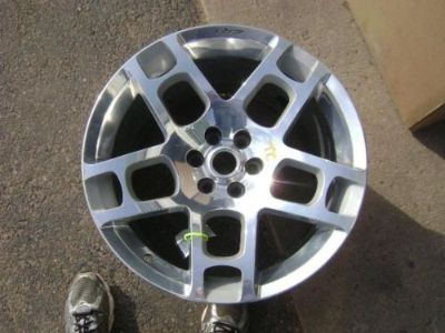 "Find DODGE VIPER Wheel 19x13 REAR 10 spoke, w/crossbar ""H-SPOKE"" 2008 2009 2010 motorcycle in Eagle River, Wisconsin, United States, for US $300.00"