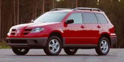 2004 Mitsubishi Outlander LS ()
