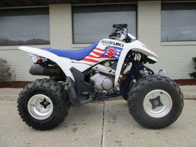 2006 Suzuki Motor of America Inc. LT-Z250 Sport-Utility ATVs Winterset, IA
