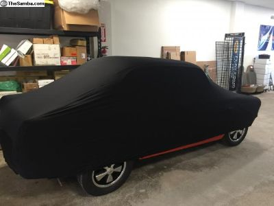 Form Fit Fleece Lined Car Cover
