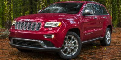 2015 Jeep Grand Cherokee 4WD Summit (Bright White Clearcoat)