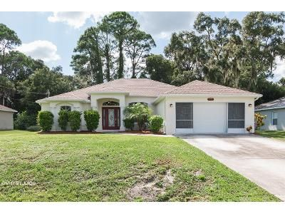 3 Bed 2 Bath Foreclosure Property in North Port, FL 34287 - Abbotsford St