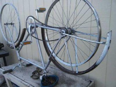 $75 1900's road bicycle (meridian)