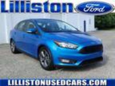 used 2016 Ford Focus for sale.