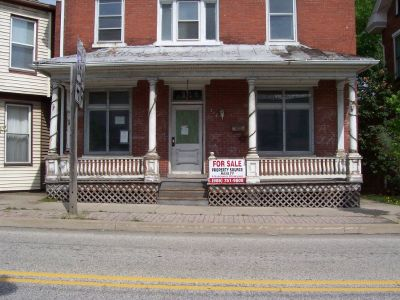 Solid Brick Fixer Upper Reduced To $29,900!