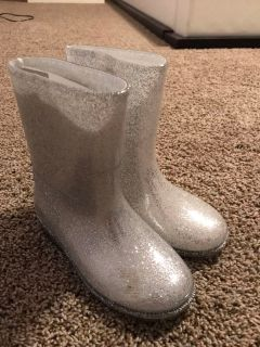 NIP toddler 13 rain boots
