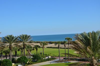 Supersized 4 Bedroom Corner Unit with Breathtaking Ocean and Golf Course Views