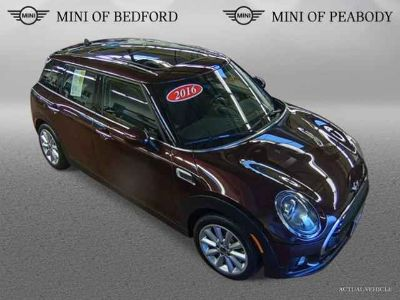 Used 2016 MINI Cooper Clubman 4dr HB