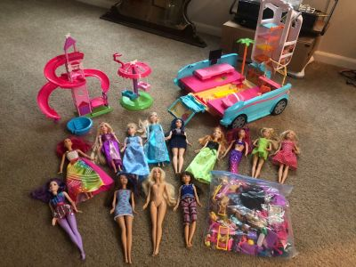 Barbie Lot