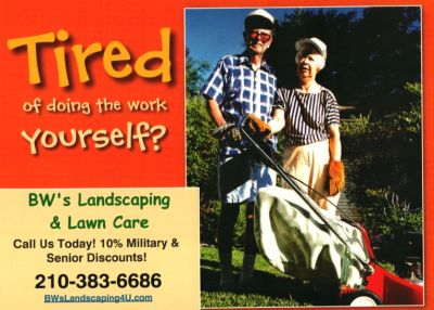BW's Landscaping & Lawn Care
