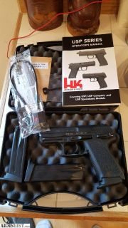 For Sale/Trade: H&K USP COMPACT 40 S&W