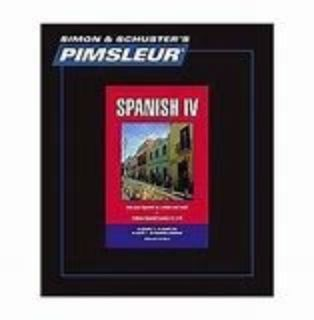 Pimsluer Learn Spanish levels 1 & 2 (NEW) CD's.