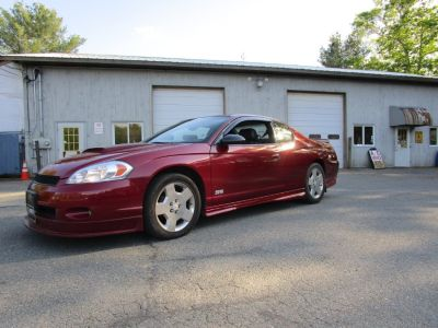 2007 Chevrolet Monte Carlo SS (Red Jewel Tintcoat)