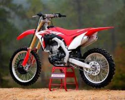 2017 Honda CRF450RRR Competition/Off Road Motorcycles Columbus, OH