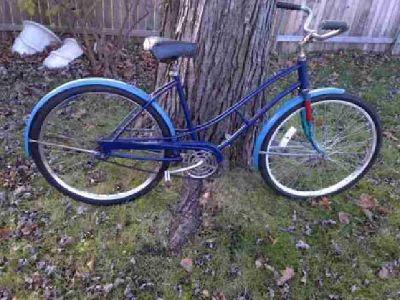 $75 vintage 50's cruiser (ames)