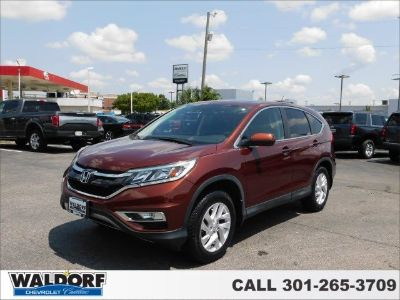 2015 Honda CR-V EX (Red)