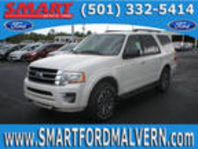 2015 Ford Expedition White, new