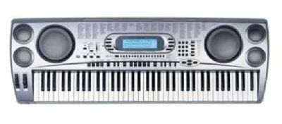 Casio WK-1630 76-Note Keyboard