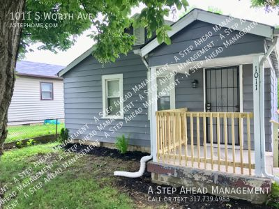 1011 S. Worth Ave-3 Bed/1 Bath Ranch Move-in Ready