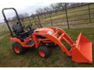2016 Kubota BX2670--4-WD-Tractor-Loader Agriculture in Garden City, MO
