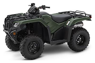 2019 Honda FourTrax Rancher 4x4 DCT EPS Utility ATVs Woodinville, WA