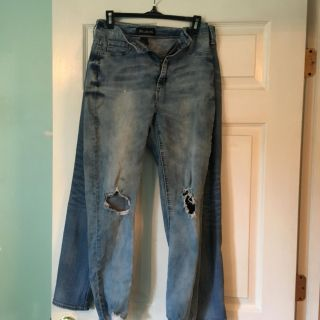 Holy jeans 2 pair $5