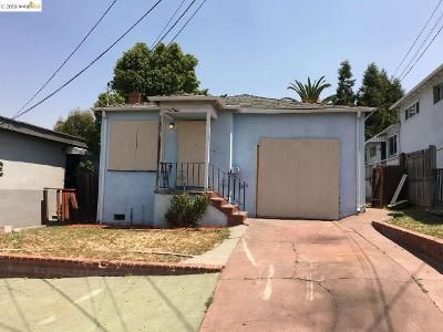 3 Bed 1 Bath Foreclosure Property in Oakland, CA 94619 - Penniman Ave