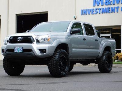 2014 Toyota Tacoma PreRunner (Silver)