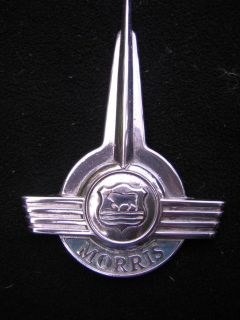Sell OLD MORRIS EMBLEM motorcycle in Vero Beach, Florida, US, for US $44.00
