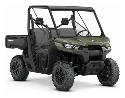 2019 Can-Am Defender DPS HD8 Side x Side Utility Vehicles Lakeport, CA